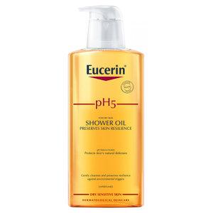 Eucerin Eucerin pH5 Douche Olie Parfumvrij (400ml)