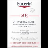 Eucerin pH5 Zeepvrij Wastablet (100gram)