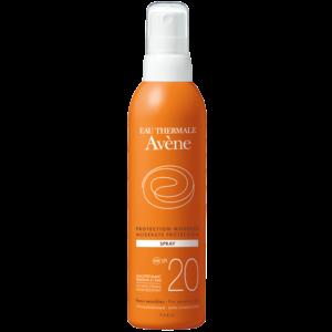 Avène Avène Zonbescherming SPF20 Spray (200ml)