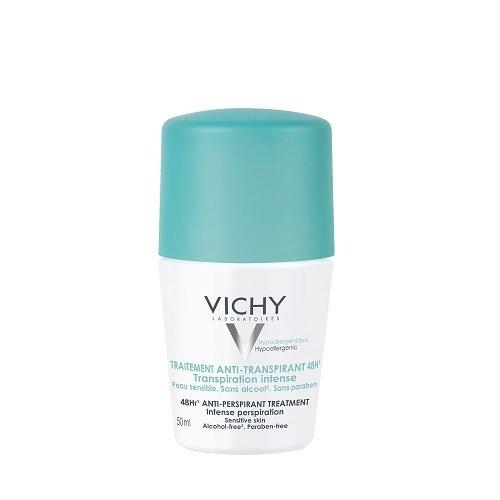 Vichy Vichy Deodorant Anti-transpiratie Roller 48 uur (50ml)