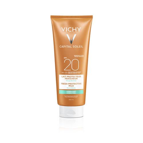 Vichy Vichy Capital Soleil Hydraterende Melk SPF20 (300 ml)