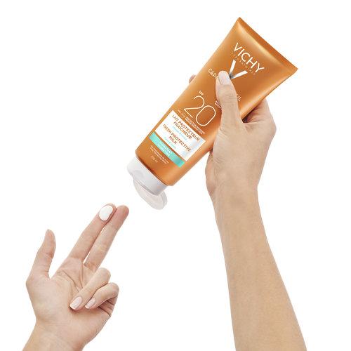 Vichy Vichy Capital Soleil Beachresist Hydraterende Melk SPF20 (300 ml)