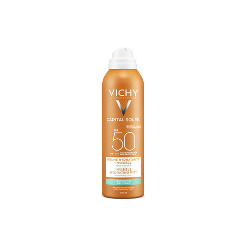 Vichy Vichy Ideal Soleil Hydraterende Mist Spray SPF50 (200ml)