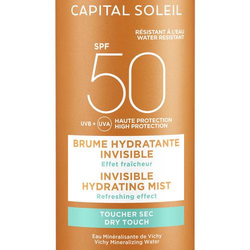 Vichy Vichy Ideal Soleil Hydraterende Mist Spray SPF50 (200ml)
