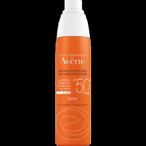 Avène Avène Zonbescherming SPF50+ Spray (200ml)
