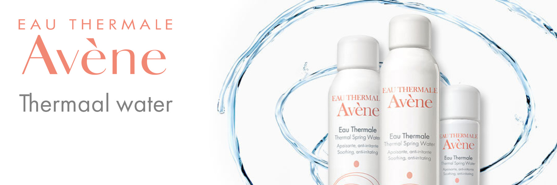 Avène Thermaal water