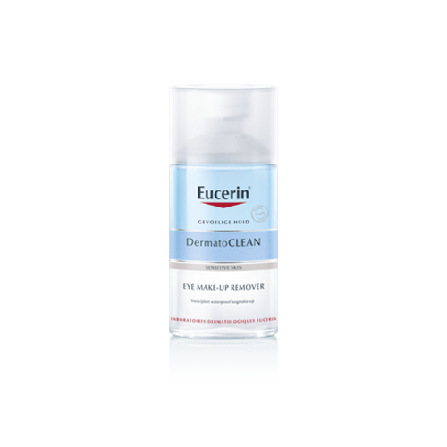 Eucerin Eucerin DermatoCLEAN Waterproof Make-up Remover (125ml)