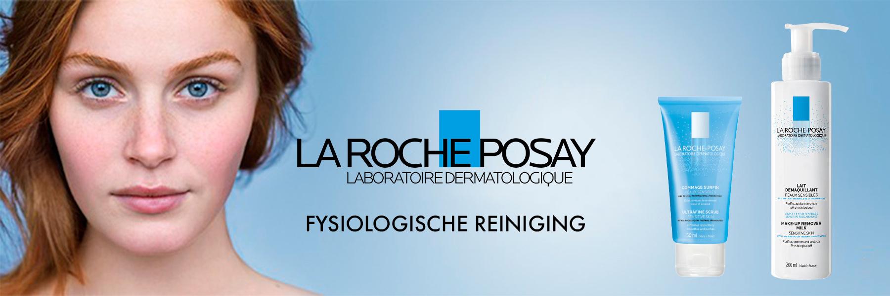 La Roche Posay Fysiologische Reiniging