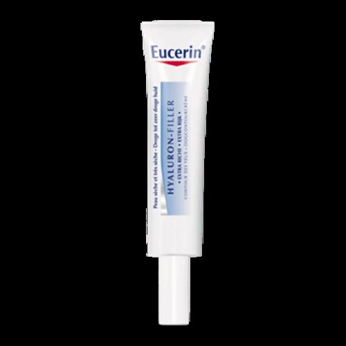 Eucerin Eucerin Hyaluron-Filler Urea Oogcrème (15ml)