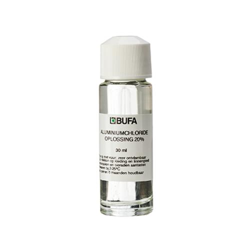 Bufa - Spruyt hillen Bufa Aluminiumchloride Oplossing 20%+Depper (30ml)