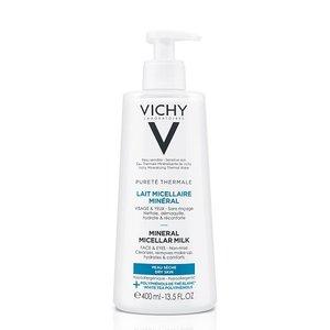 Vichy Vichy Pureté Thermale Micellaire Reinigingsmelk Droge Huid (400ml)