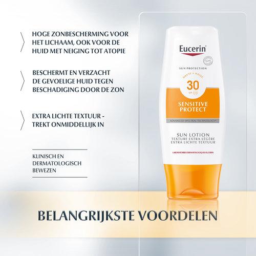 Eucerin Eucerin Sun Sensitive Protect Lotion Light SPF 30 (150ml)