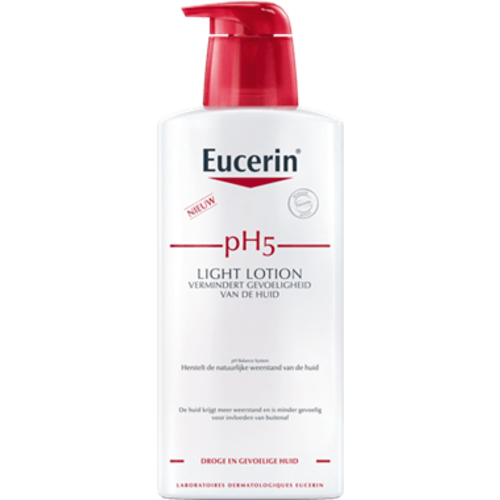 Eucerin Eucerin pH5 Light Lotion (400ml)