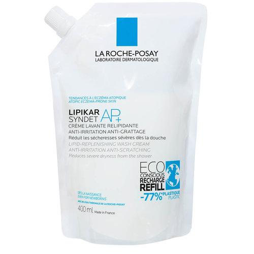 La Roche-Posay La Roche-Posay Lipikar Syndet Ap+ Douchegel-Creme Refill 400ml
