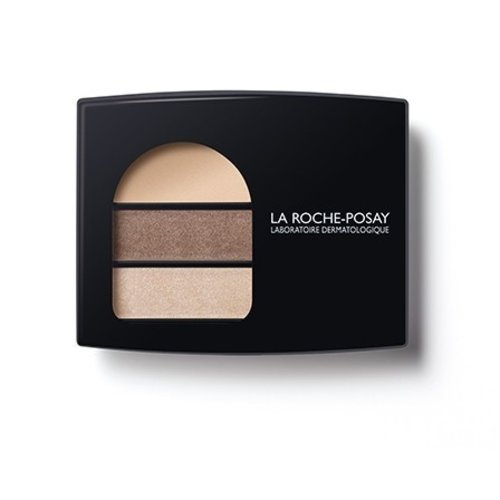 La Roche-Posay La Roche-Posay Toleriane Oogschaduw Palet 02 - Smokey Brun