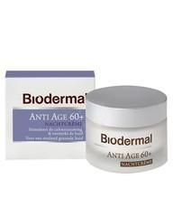 Biodermal Nachtcrème anti age 60+ (50ml)