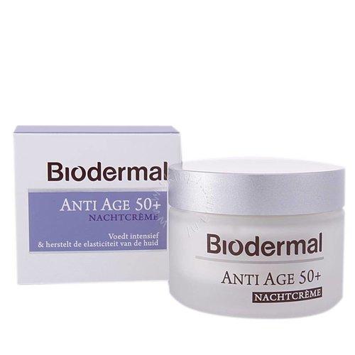 Nachtcrème anti age 50+ (50ml)