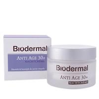 Biodermal Nachtcrème anti age 30+ (50ml)