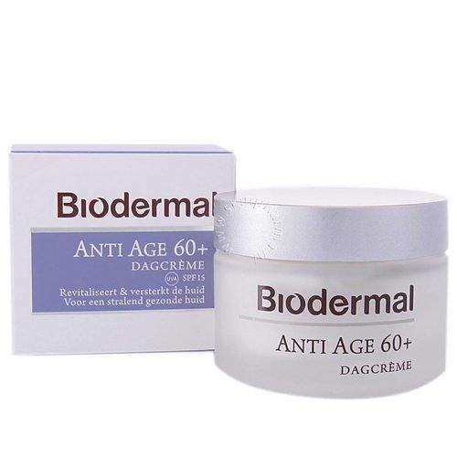 Dagcreme Anti Age 60+ (50ml)