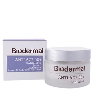 Biodermal Dagcreme Anti Age 50+ (50ml)
