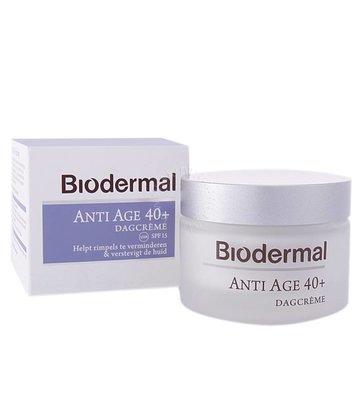 Biodermal Dagcrème Anti Age 40+ (50ml)