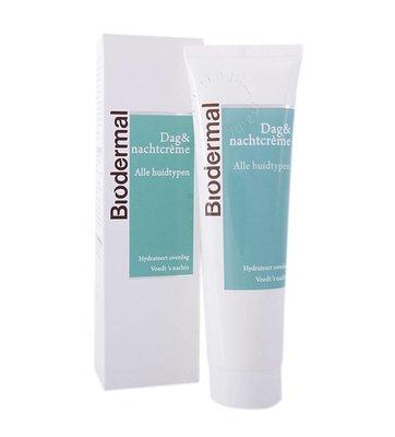 Biodermal Dag- en nachtcrème (100 ml)