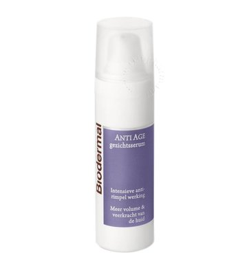 Biodermal Anti age gezichtsserum (30ml)