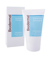 Biodermal Face gel diepreinigend (100ml)