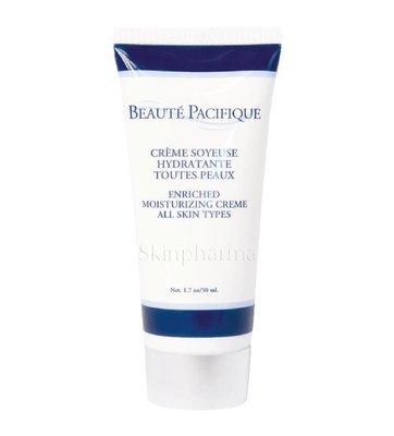 Beauté Pacifique Enriched Moisturizing Cream All Skin (tube) (50ml)