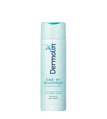 Dermolin Bad- en Douchegel (200ml)