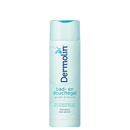 Dermolin Bad- en Douchegel (200ml)