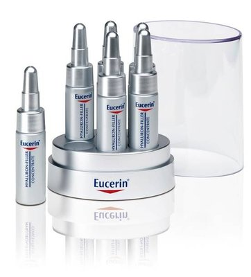 Eucerin Hyaluron Filler Intensief Antirimpel Concentraat (6x5ml)