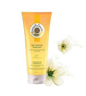 Roger & Gallet Bois d'orange fresh shower gel (200 ml)