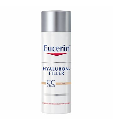 Eucerin Hyaluron Filler CC Cream Light (50ml)