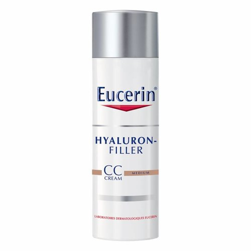 Eucerin Eucerin Hyaluron Filler CC Cream Medium (50ml)