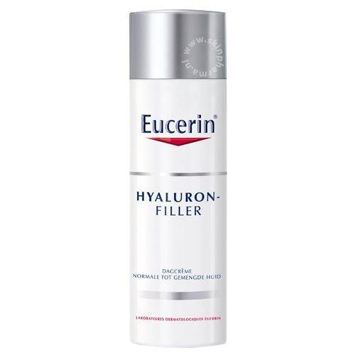 Eucerin Eucerin Hyaluron Filler Dagcrème voor Normale tot Gemengde Huid (50ml)