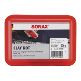 Sonax Clay rot 200g