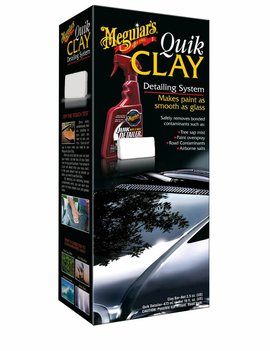 Meguiars Quik Clay Detailing System Starter Kit