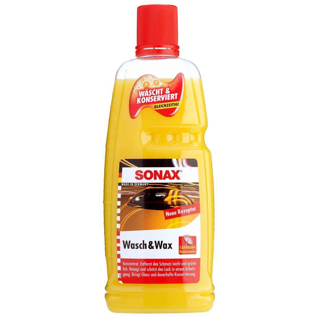 Sonax Sonax Wasch + Wax