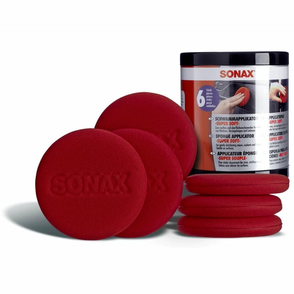 Sonax Sonax SchwammApplikator Super Soft 6 Stk.