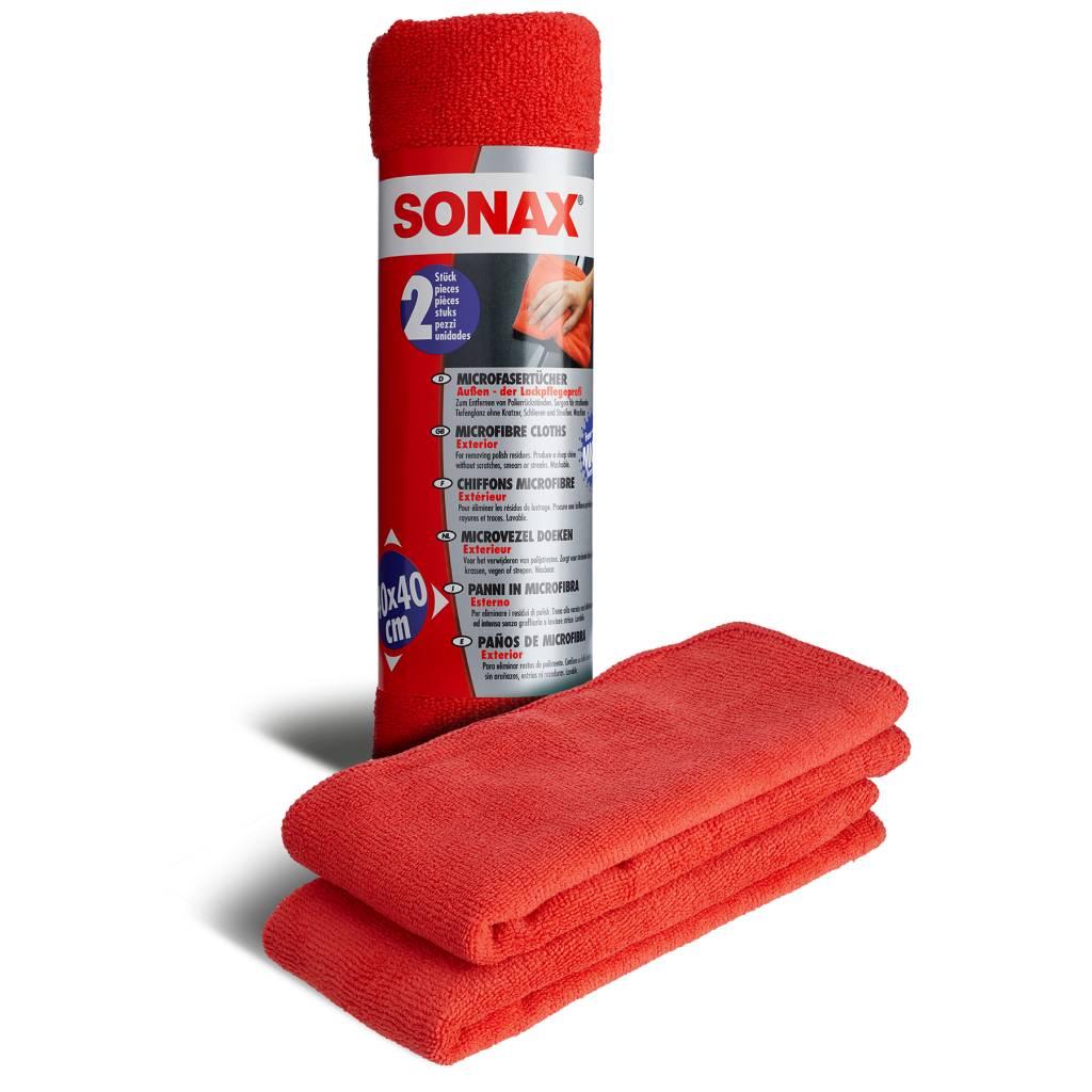 Sonax Sonax MicrofaserTücher Aussen (2 St.)