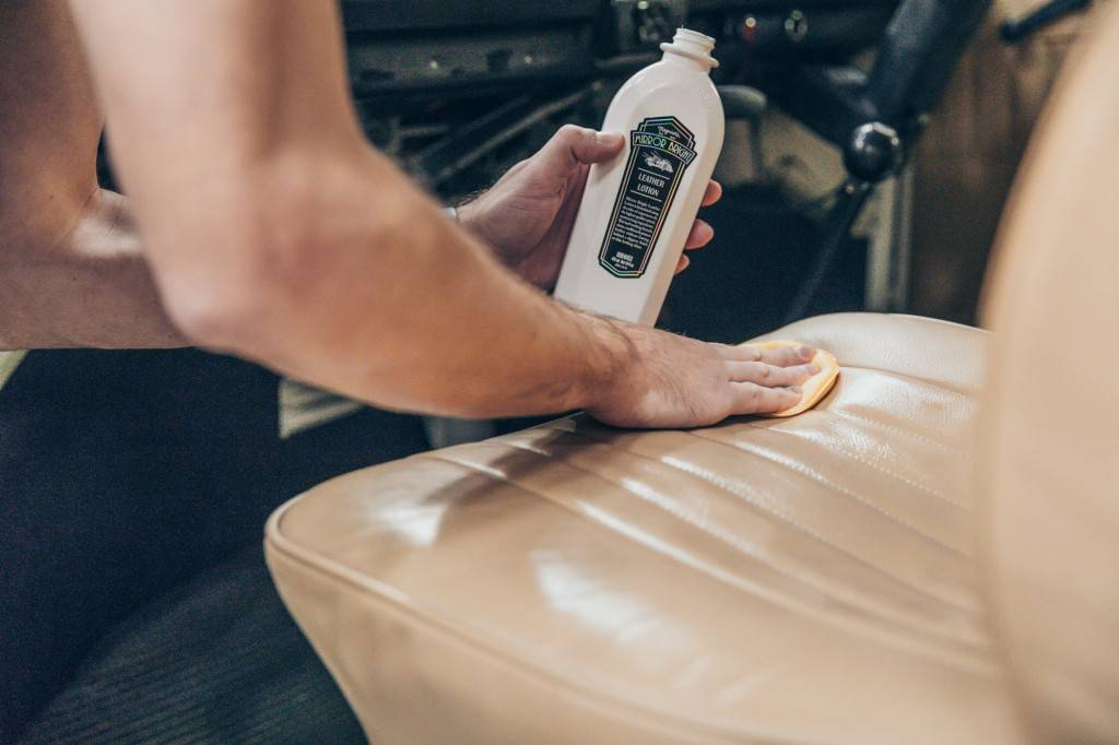 Meguiar's Mirror Bright Meguiar's Mirror Bright Leather Lotion