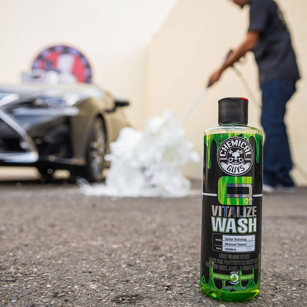 Chemical Guys  Chemical Guys Carbon Flex Vitalize Soap