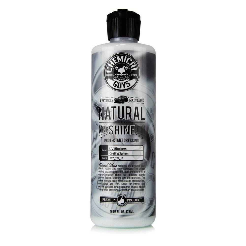 Chemical Guys  Chemical Guys Natural Shine Kunststoff- und Gummipflege