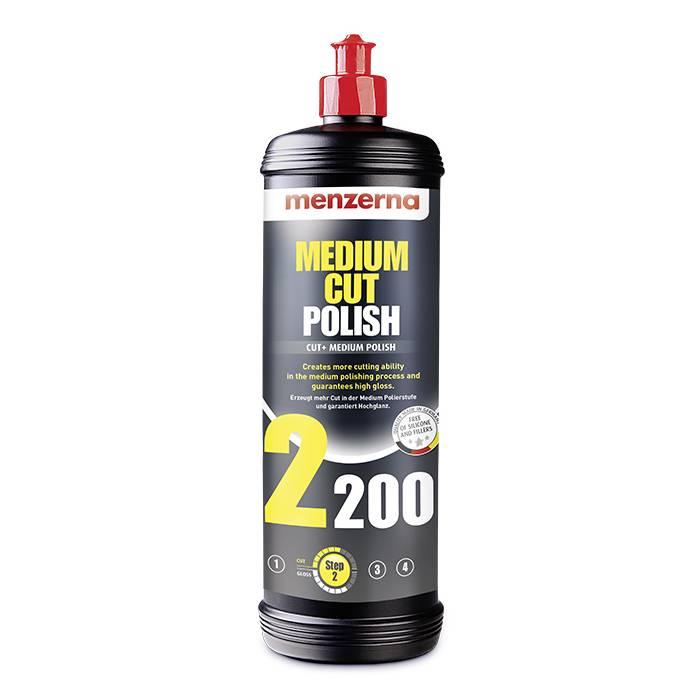 Menzerna Menzerna Medium Cut Polish 2200 - 1000ml