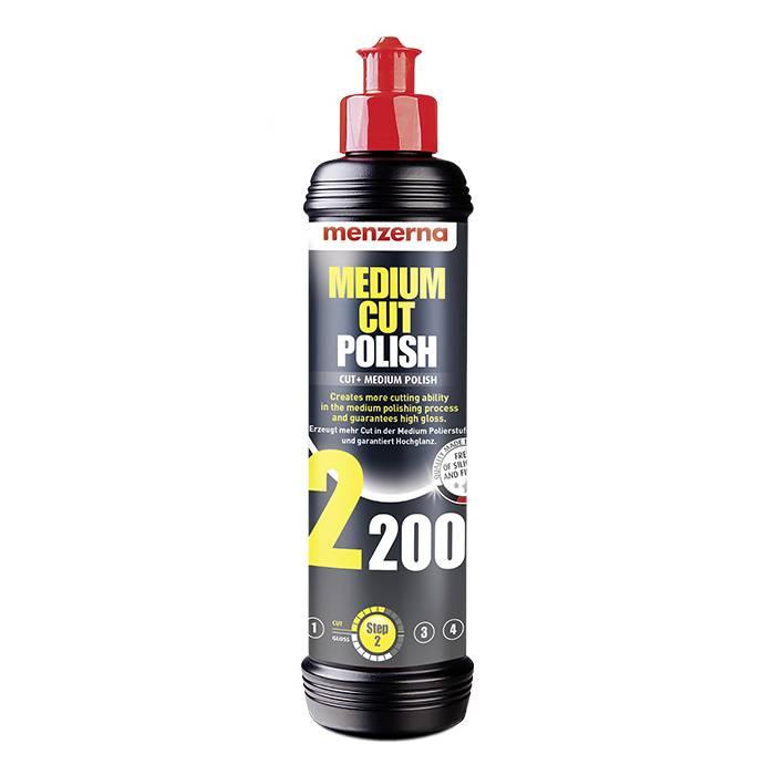 Menzerna Medium Cut Polish 2200 - 250ml