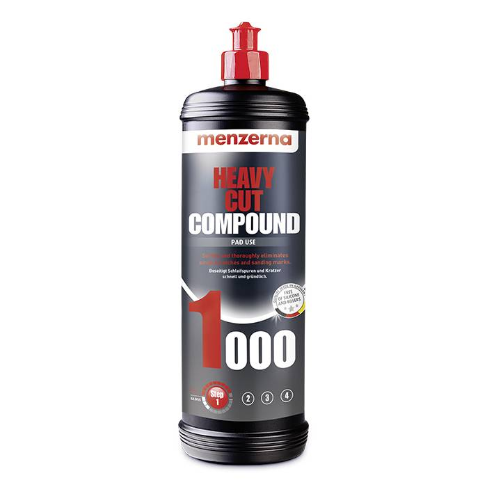 Menzerna Menzerna Heavy Cut Compound 1000 - 1000ml