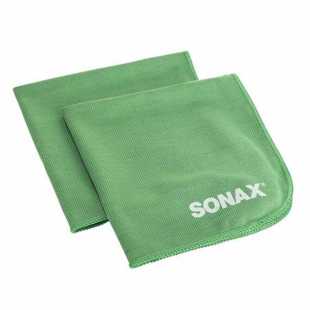 Sonax Sonax MicrofaserTücher PLUS Innen & Scheibe (2 St.)