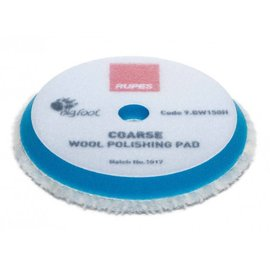 Rupes Wool Polishing Pad Coarse 150mm