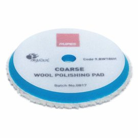 Rupes Wool Polishing Pad Coarse 180mm